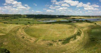 World Heritage Hopes For Rare Viking Ring Forts In Denmark