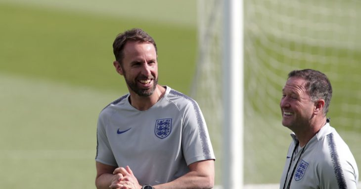 Southgate wants 1 last victory from England