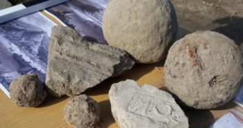Cannonballs Likely Used by Vlad the Impaler Found in Bulgarian Fortress