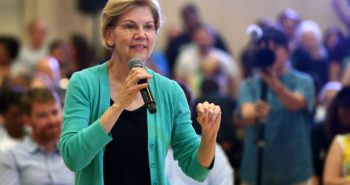 Warren's Pledge to Deny Donors Ambassador Jobs Marks Departure From Trump, Obama
