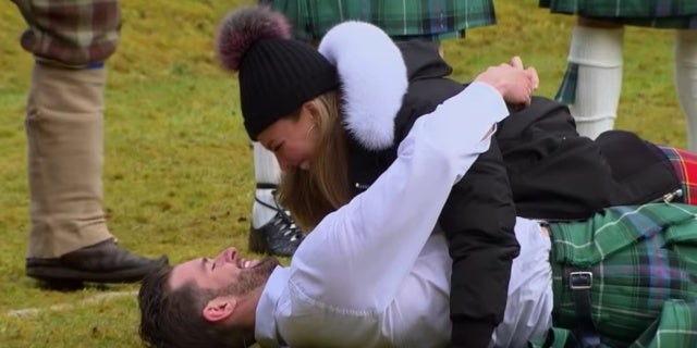 'The Bachelorette': Hannah Admits She's 'Falling in Love' With Jed Amid Girlfriend Scandal – PopCulture.com