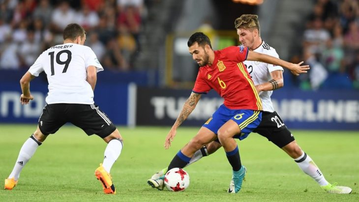 Germany U21 vs Spain U21 Live Stream: Watch the European Championship final online