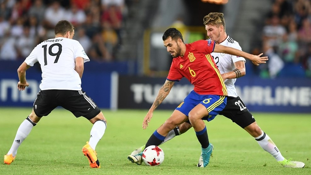 Germany U21 vs Spain U21 Live Stream: Watch the European Championship final online