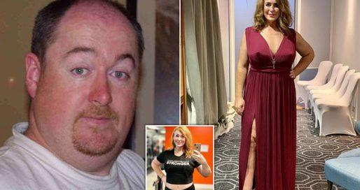 Transgender woman spent £54,000 on her dream