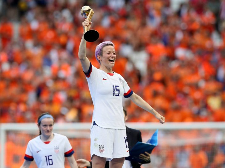 US Women Win 4th World Cup Title, Eye Gender Equality
