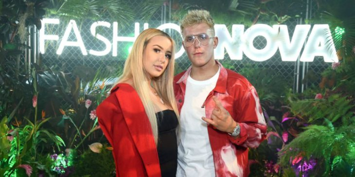 YouTuber Tana Mongeau confirmed a July 28 wedding date with fiancé Jake Paul at VidCon