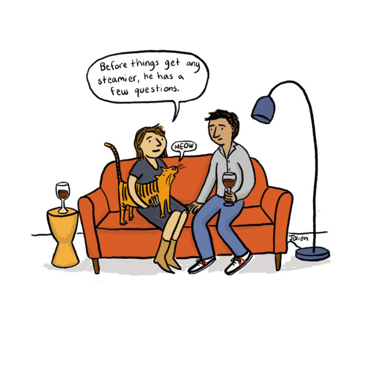 A Dating Chaperone