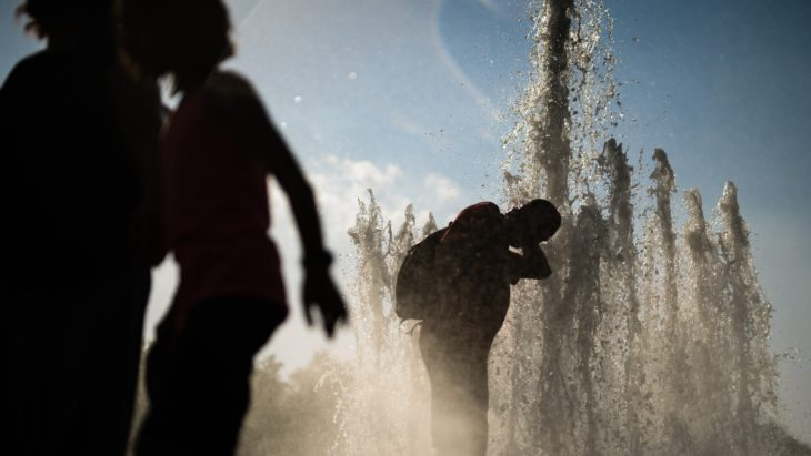 Europe's record-setting heatwave to spike even higher