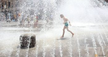 Record 42.6 degrees Celsius in Paris as Europe heatwave hits blistering peak