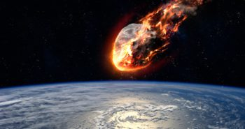The asteroid that killed the dinosaurs acidified the ocean in a 'flash,' killing most marine life. The seas could see a similar problem a century from now.