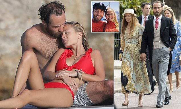 Duchess of Cambridge's brother James Middleton gets engaged to his French girlfriend