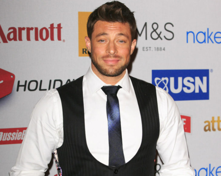 Duncan James opens up candidly about dating men while in the public eye