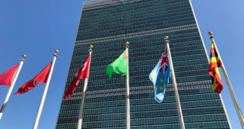 At UN, a World Stage for Disputes Often out of the Spotlight