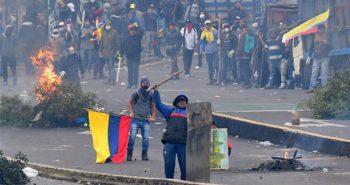 Ecuadorean General Strike Wins Concession on Fuel Subsidies