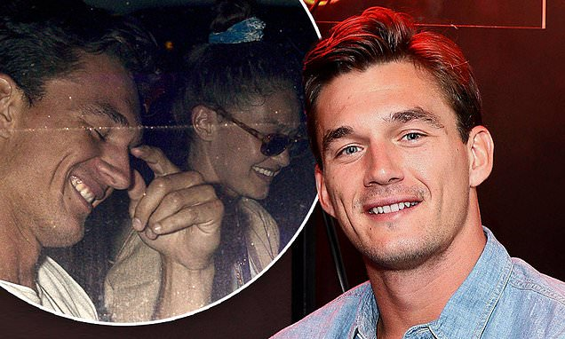 Tyler Cameron insists he and Gigi Hadid are 'just friends'
