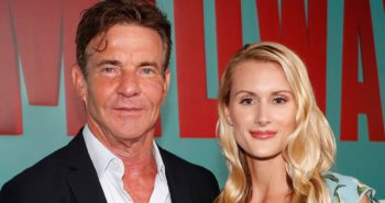 Dennis Quaid Is Engaged To Girlfriend Laura Savoie