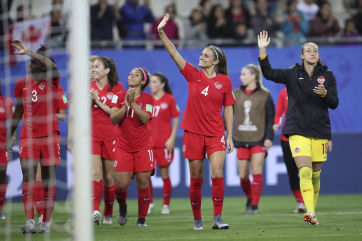Canada women to play soccer invitational in China ahead of Olympic qualifier