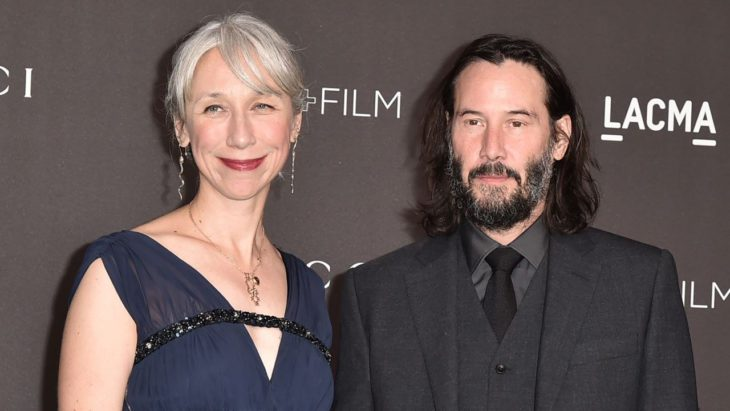Internet Reacts to Keanu Reeves' Rumored Girlfriend – Entertainment Tonight
