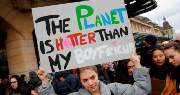 Caring About Climate Can Help You Get Laid