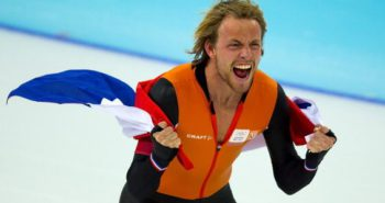Michel Mulder, Olympic speed skating champion by.01, retires at 33