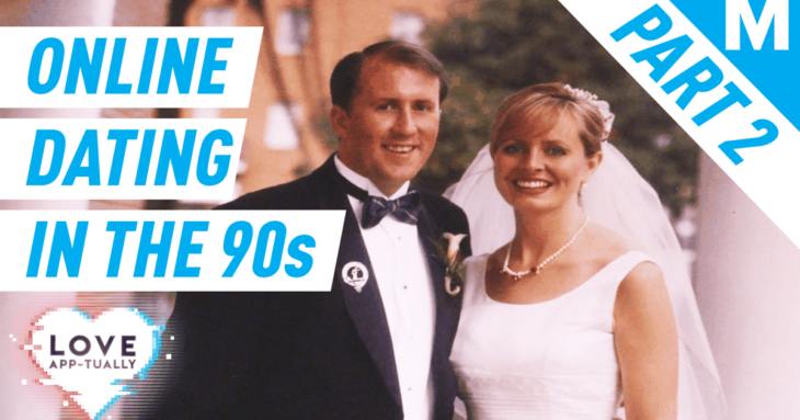 Meet one of the original online dating couples from the '90s – The Stantons