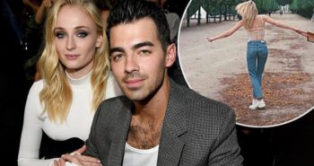 Joe Jonas posts sweet Valentine's Day tribute to his wife Sophie Turner amid pregnancy speculation