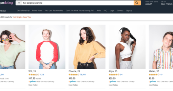 Amazon Dating is the perfect parody for your pre-Valentine's Day panic