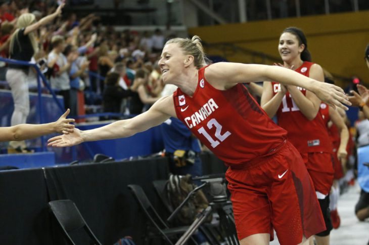 CBC picks an iconic pair of Canadian basketball greats as Olympic analysts
