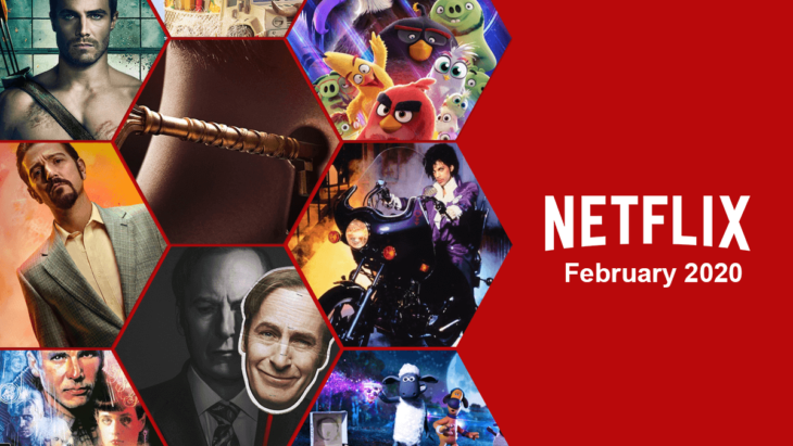 What's Coming to Netflix in February 2020