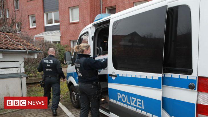German police raid neo-Nazi Reichsbürger movement nationwide