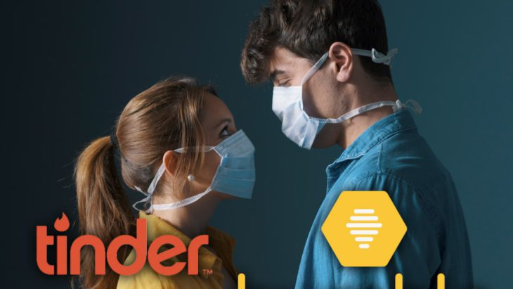 Bumble and Tinder's Dating Advice for Singles During Coronavirus Pandemic