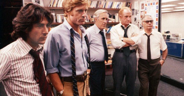 Movies on TV this week: March 8 – 14: 'All the Presidents Men'