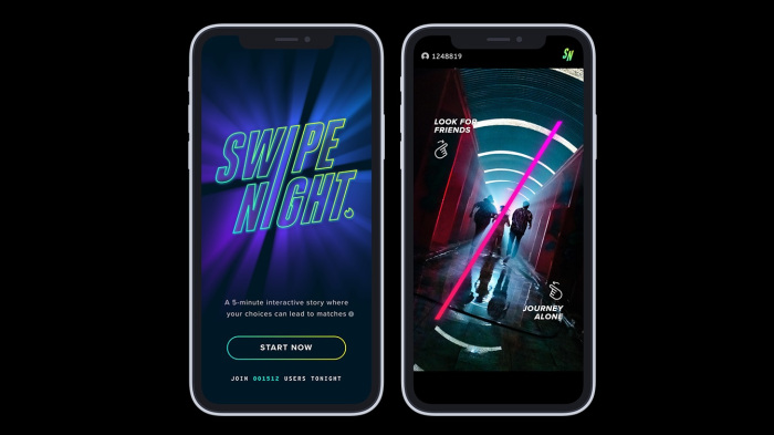 Tinder Cancels International Release of Apocalyptic Original Series 'Swipe Night,' Gives Users Precautions for Meeting in Person