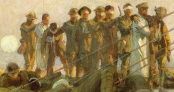 Michael Lobel on art and the 1918 flu pandemic