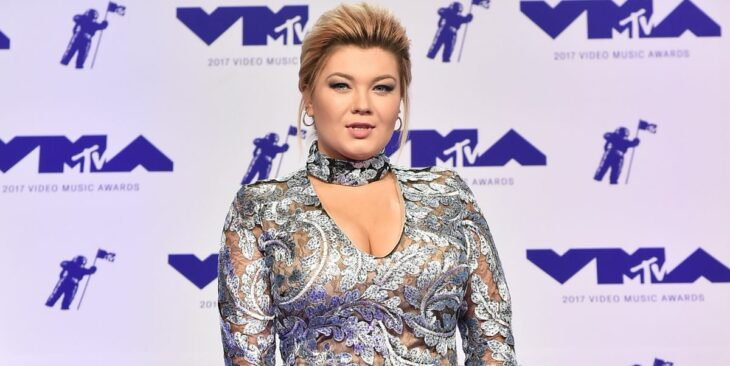 Amber Portwood Met a Man Online Who's Flying to America for the First Time to Meet Her