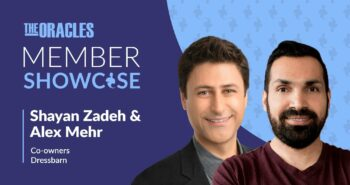 How Zoosk's Co-Founders, Shayan Zadeh and Alex Mehr, Are Using Data and AI to Power Online Retail During Unprecedented Times of Uncertainty