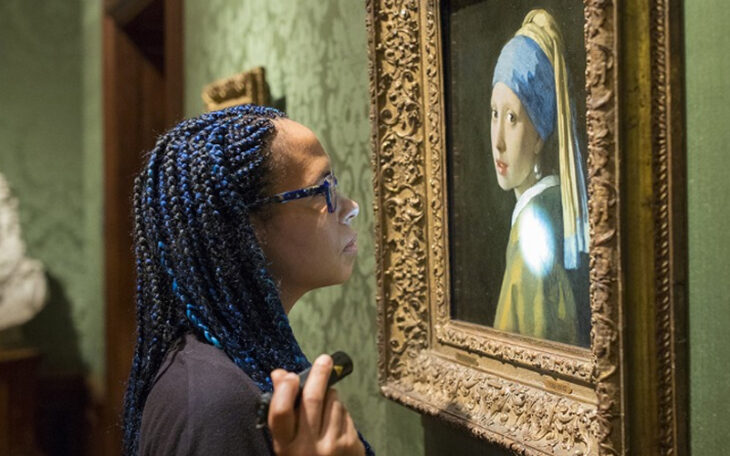 New research reveals more of 'Girl with a Pearl Earring'