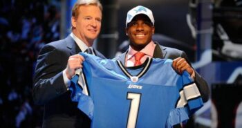 NFL Draft: Olympians who were drafted included Nos. 1, 2, 3 overall