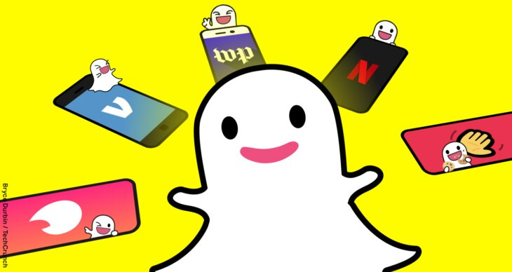 Snapchat preempts clones, syndicates Stories to other apps