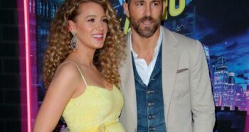 Blake Lively Trolls Ryan Reynolds as She Jokes About Swiping Right on his Trainer