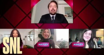 'SNL' sketch shows us what dating might look like in a post-quarantine world