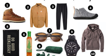 The Monthly Huckberry Giveaway: April 2020