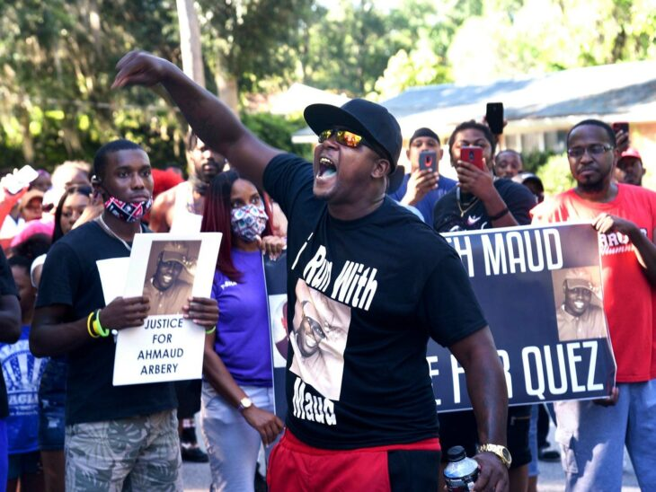 Ahmaud Arbery: How the killing of an unarmed black jogger is drawing fresh attention to stand your ground laws