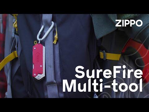 Zippo SureFire Multitool