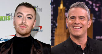 Sam Smith & Andy Cohen Share Thoughts on Dating Apps