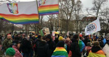 European LGBT+ equality survey shows east-west divide