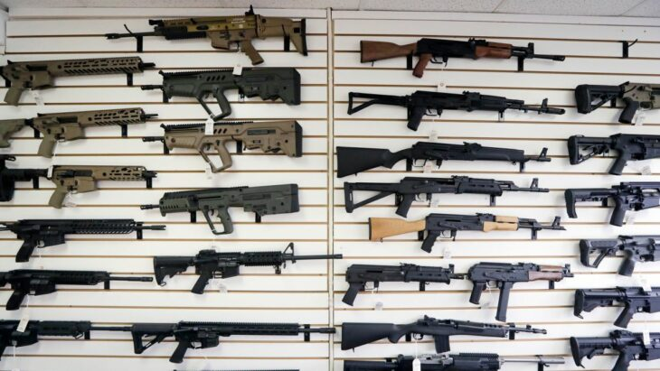 The Guns Have Continued to Flow in States Where Gun Stores Were Supposed to Shut Down