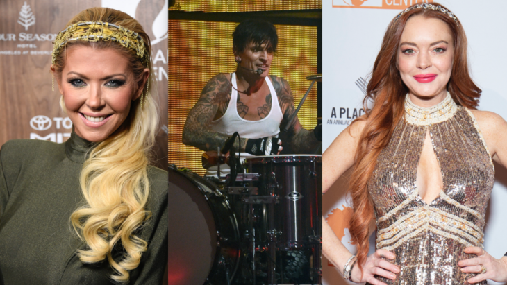 Tara Reid Remembers Some Gossip: 'Dating' Tommy Lee and 'Beefing' with Lindsay Lohan