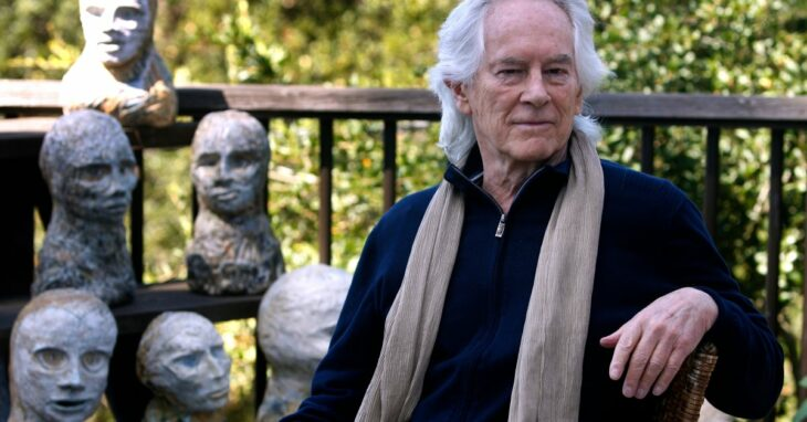 Michael McClure, Famed Poet Who Helped Launch the Beat Generation, Dies at 87