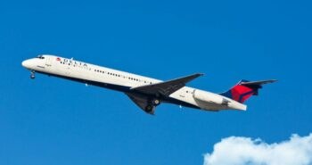 Delta Air Lines will be the last US passenger airline to retire its MD-80 fleet in June. Take a look back at the all-American 'Mad Dog' jet.